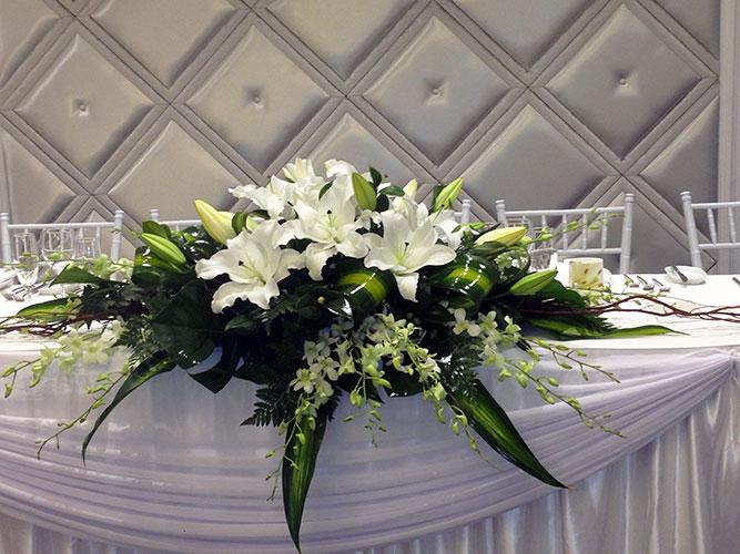 Bridal Table Spray