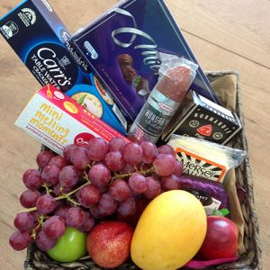 Gourmet Foods Fruit Hamper