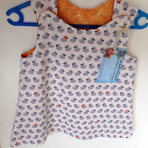 Locally Made Baby Dresses